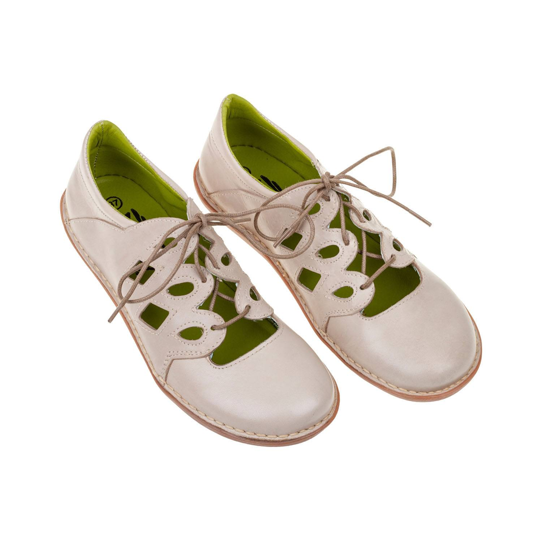Zapato cordones piel Bran´s