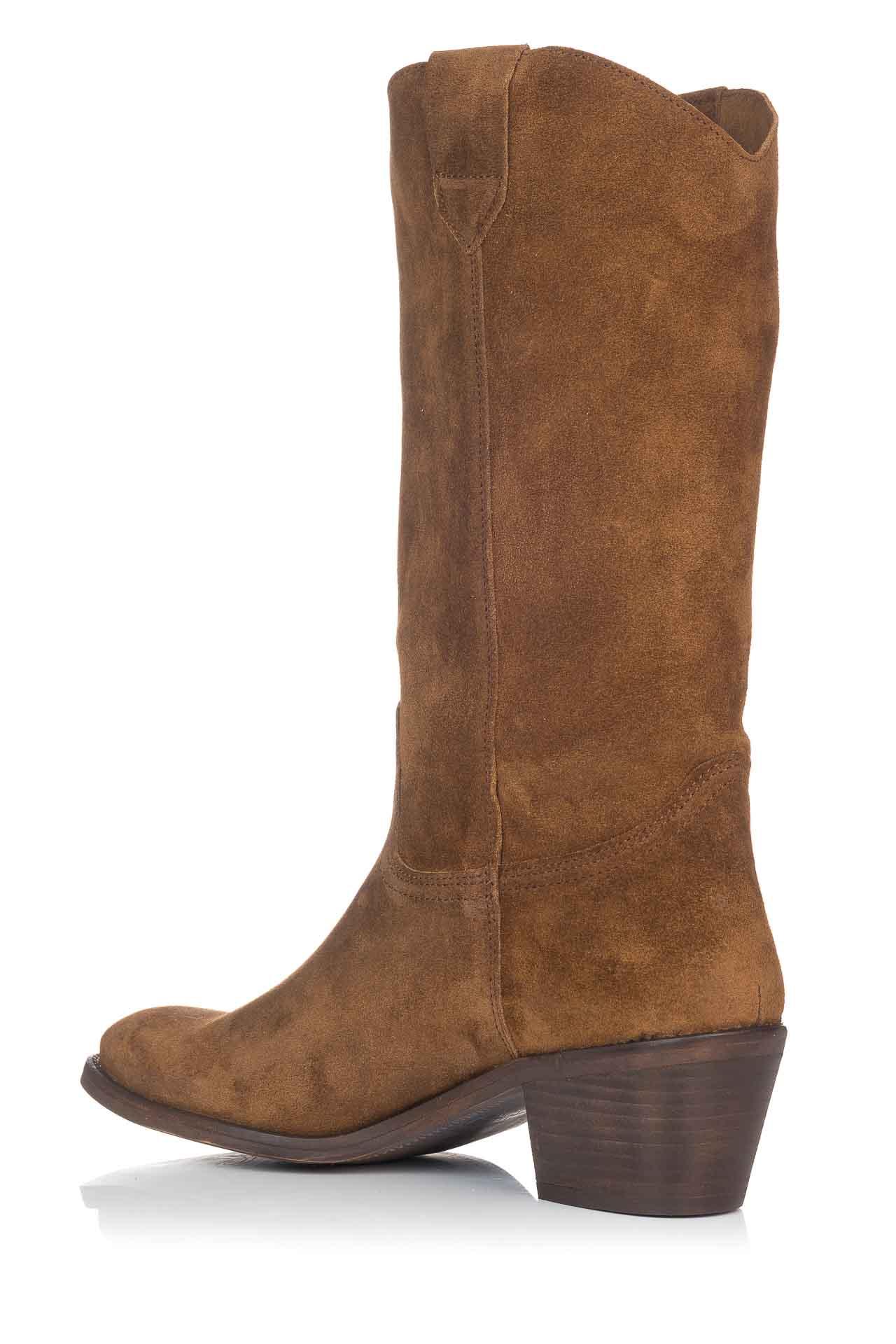 Bota campera estrover lateral Dakota Boots