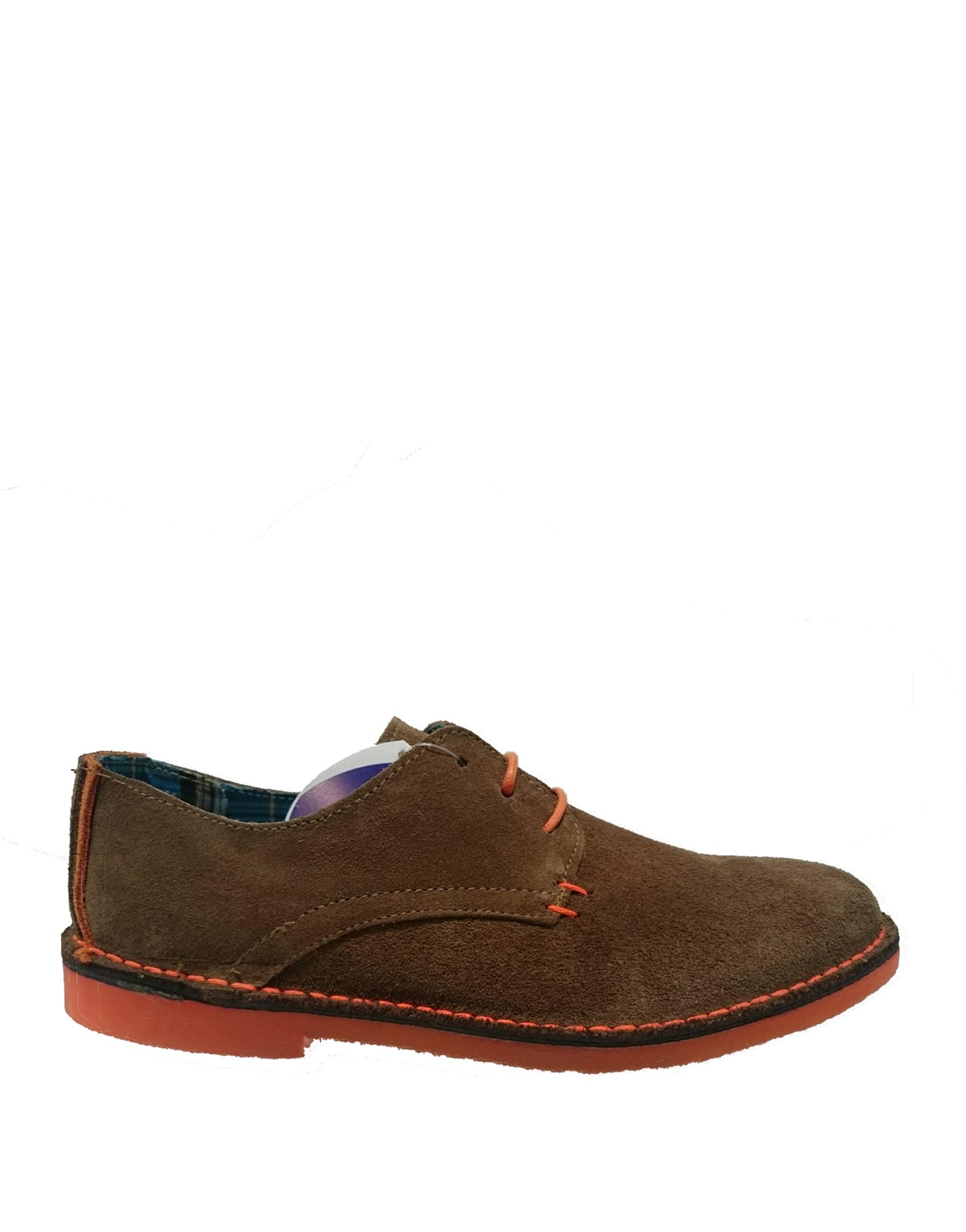Zapato Serraje Piso Combinado Bran´s