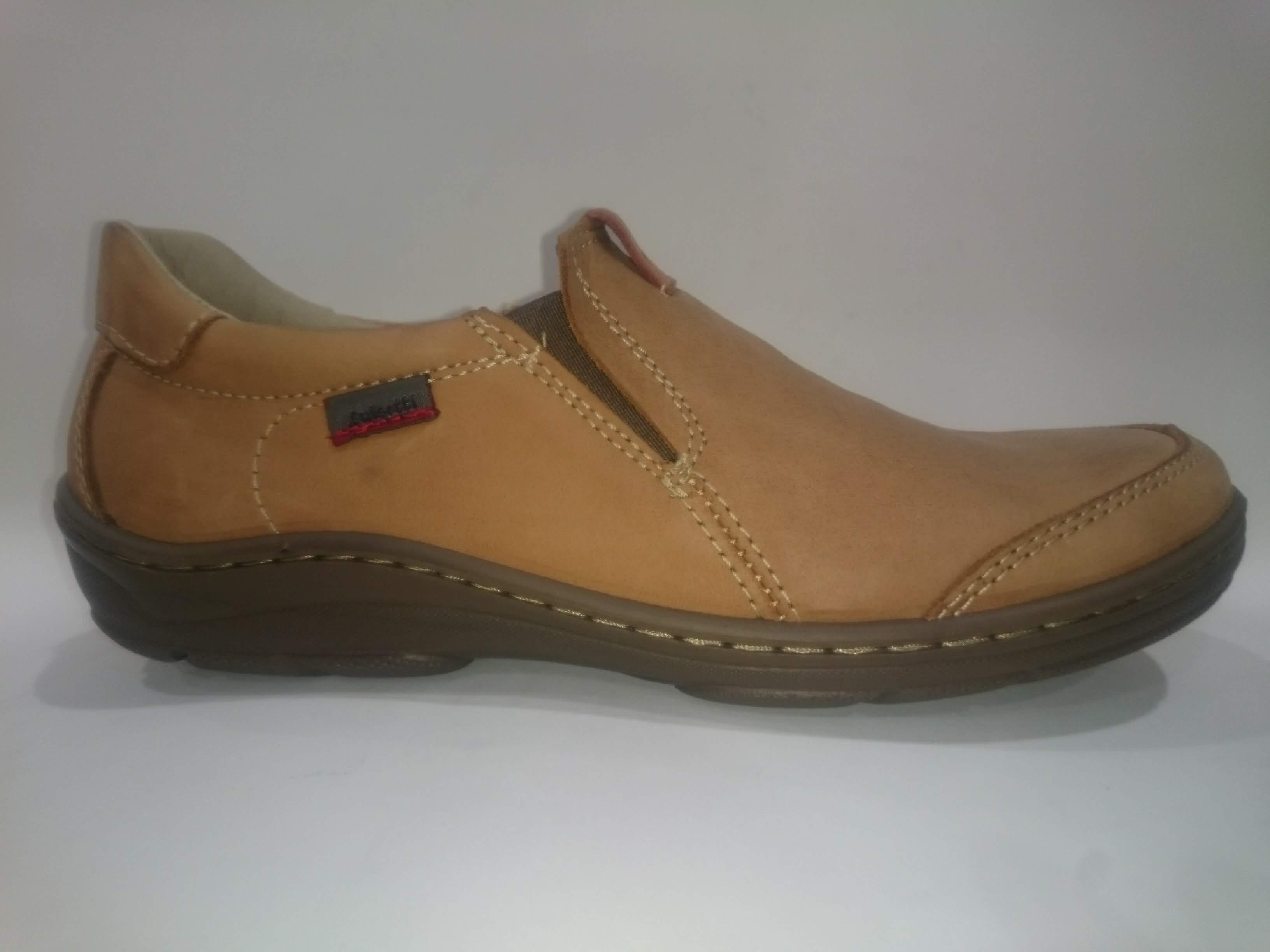 Zapato nobuck Luisetti