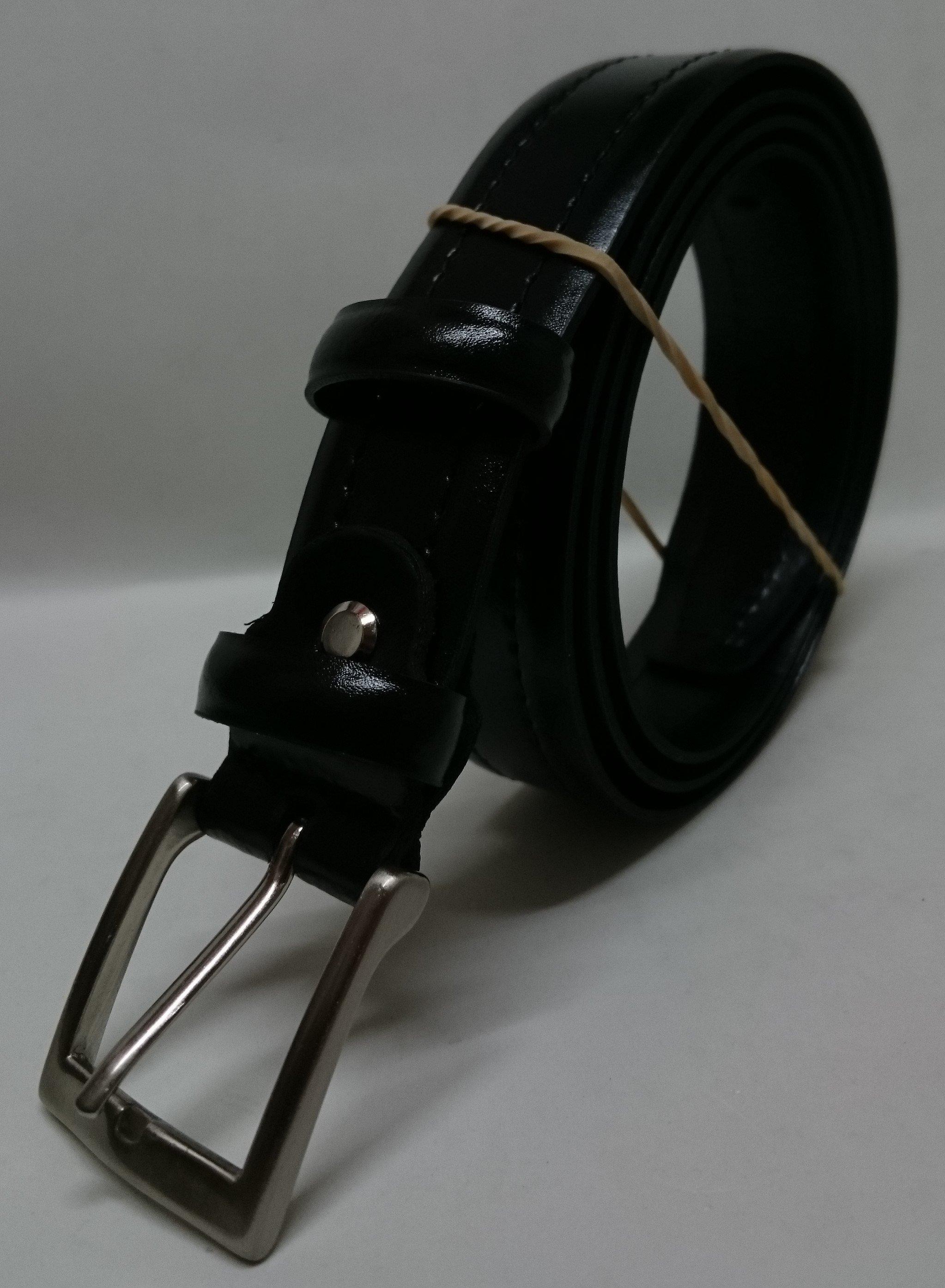 Cinturón brillante cosidos
