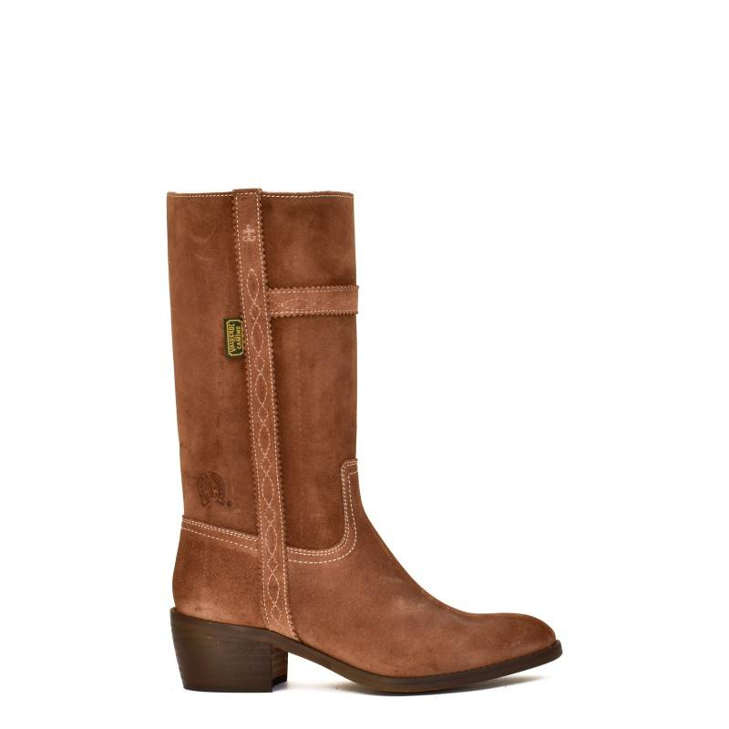 Boto campera tiras bordadas Dakota Boots