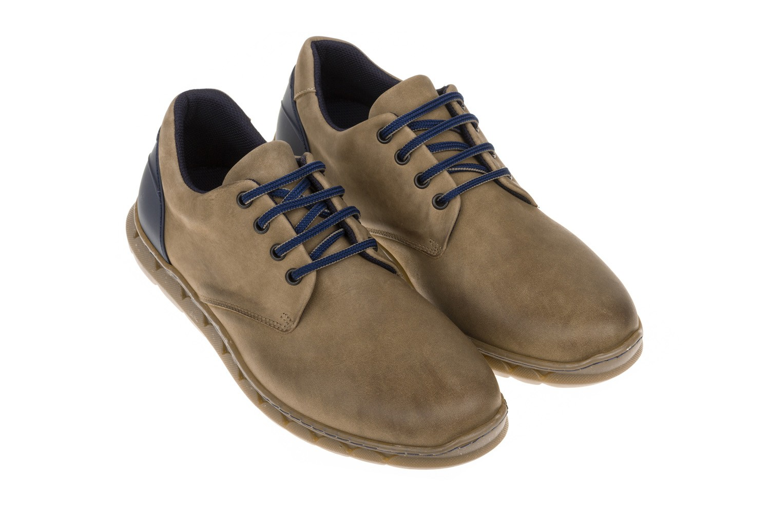 Blucher liso goma On Foot