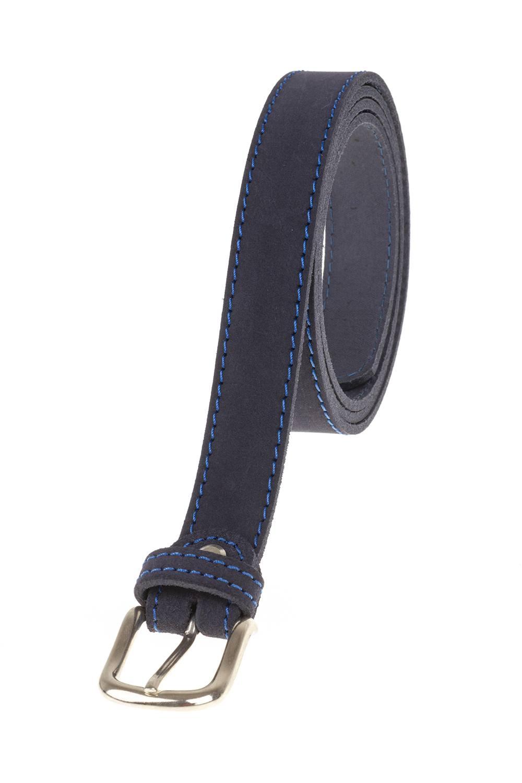 Cinturón unisex serraje
