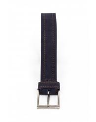 Cinturón serraje cosido combinados