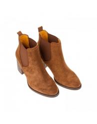 Botín Moldeado Elásticos Tacón Dakota Boots DKT 5