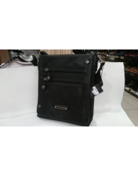 Bolso grande doble cremallera Matties