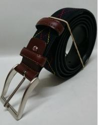 Cinturón rombos colores