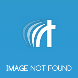 Salón tacón bicolor