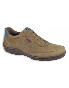 Zapato con elásticos